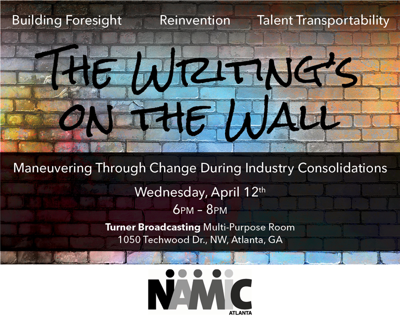 NAMIC-Atlanta The Writings on the Wall