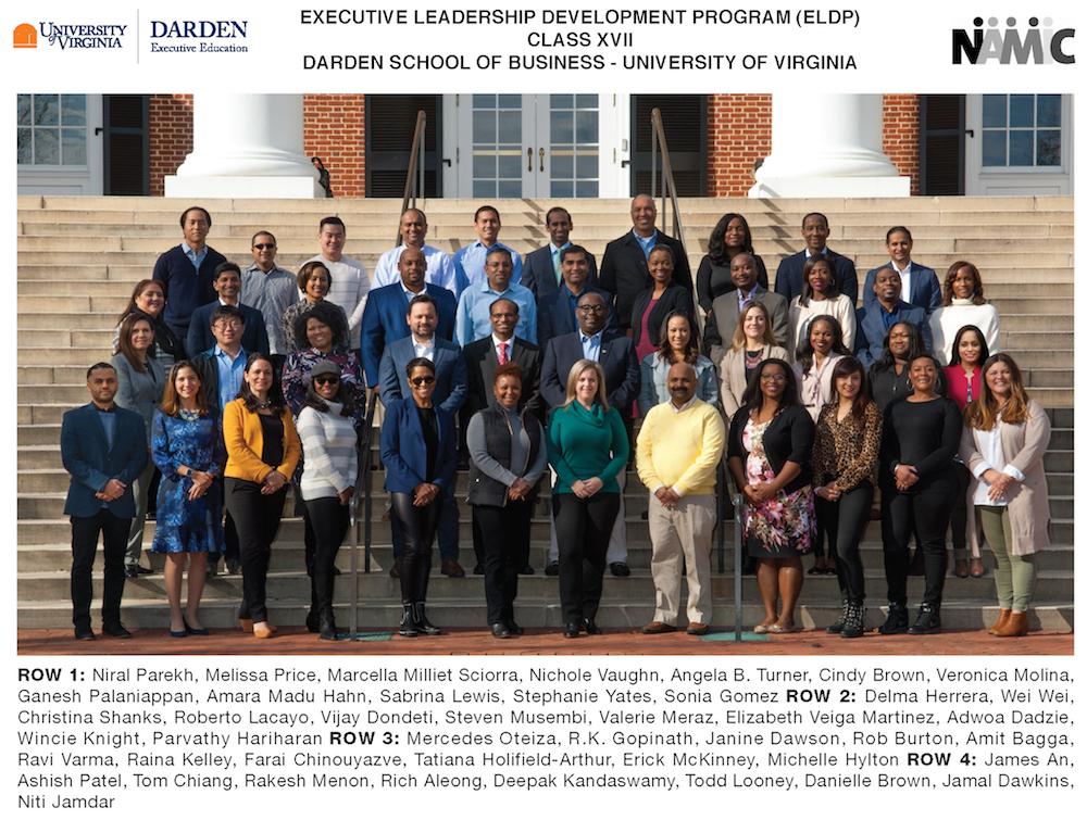 Namic Executive Leadership Development Program Eldp